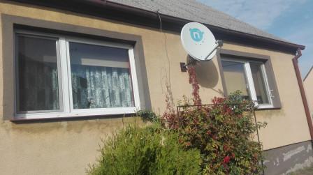 dom wolnostojący, 3 pokoje Wągrowiec, ul. Ogrodowa