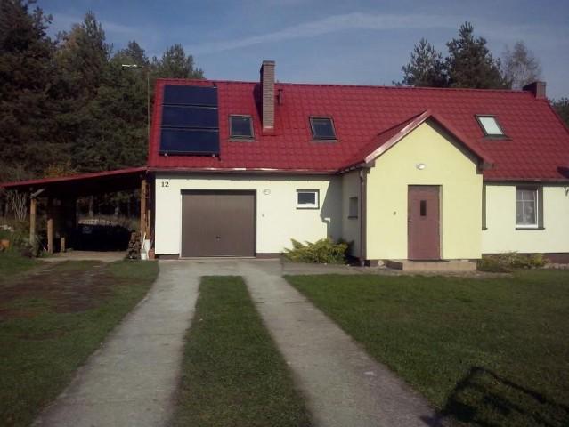 dom wolnostojący Rokitno