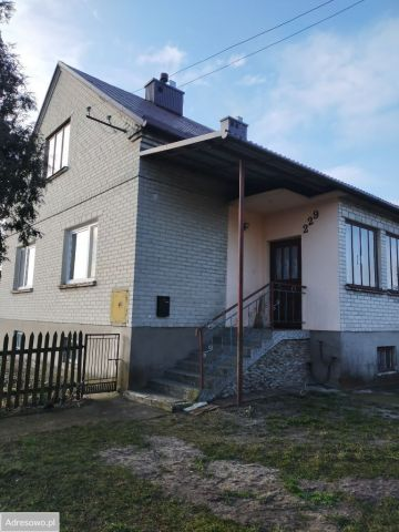 dom wolnostojący, 4 pokoje Budy Łańcuckie