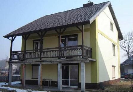 dom wolnostojący, 3 pokoje Nowa Sól, ul. Konwaliowa 6