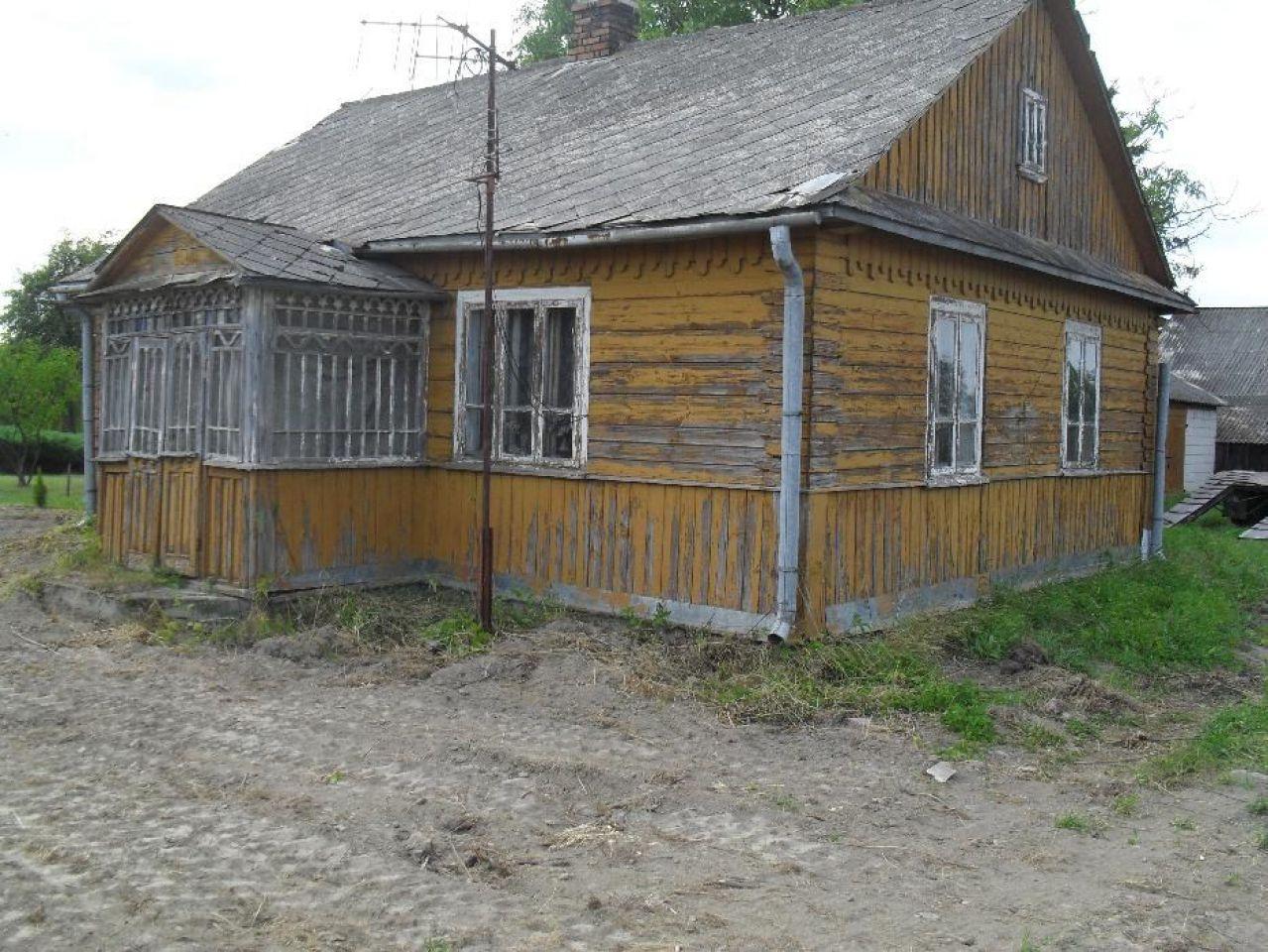 dom wolnostojący Modryń-Kolonia
