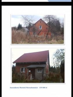 dom wolnostojący Ziębice, ul. Paczkowska