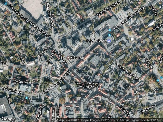 Mieszkanie 2-pokojowe Zielona Góra Centrum, ul. Bohaterów Westerplatte 8/3