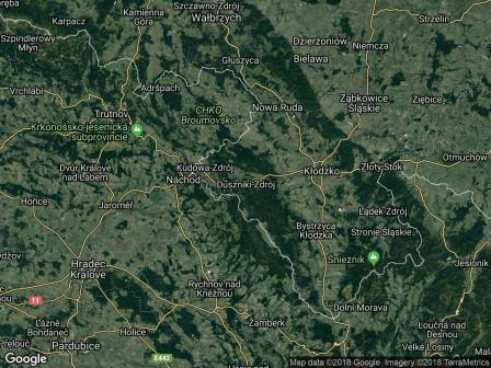 Mieszkanie 2-pokojowe Duszniki-Zdrój Zieleniec