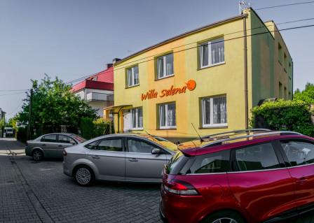 hotel/pensjonat Mielno, ul. Elizy Orzeszkowej 3