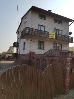 dom wolnostojący, 10 pokoi Dęblin Mierzwiączka, ul. Lipowa 284