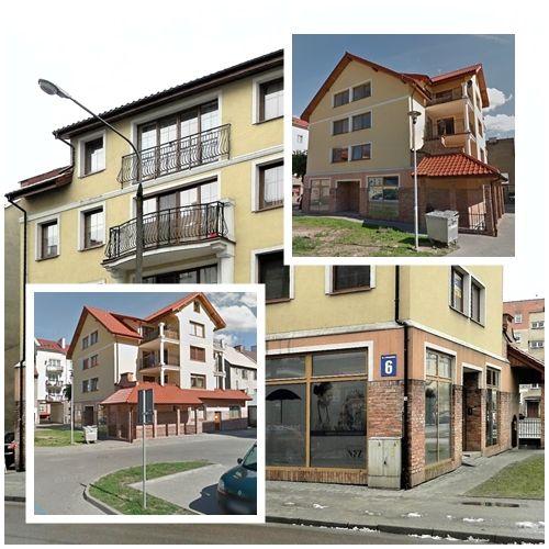Mieszkanie 3-pokojowe Ełk Centrum, ul. Elizy Orzeszkowej