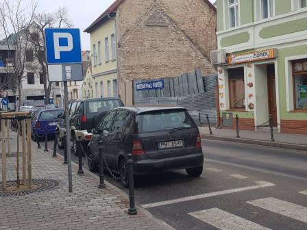Działka inwestycyjna Międzychód, ul. 17 Stycznia 81