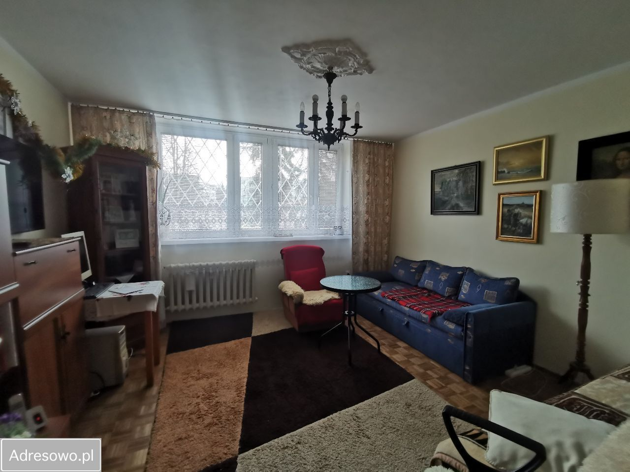 Mieszkanie 3-pokojowe Warszawa Sadyba