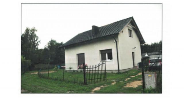 dom wolnostojący Ostroróg