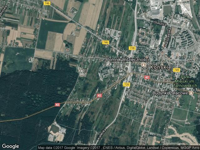 Mieszkanie 2-pokojowe Końskie, ul. Gimnazjalna 41C