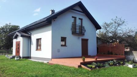 dom wolnostojący, 6 pokoi Dąbrowa Górnicza Okradzionów, ul. Białej Przemszy