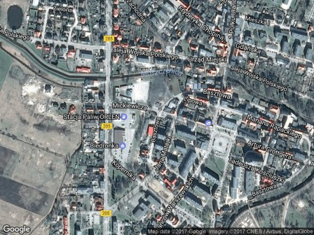 Mieszkanie 4-pokojowe Sławno, ul. Adama Mickiewicza 5