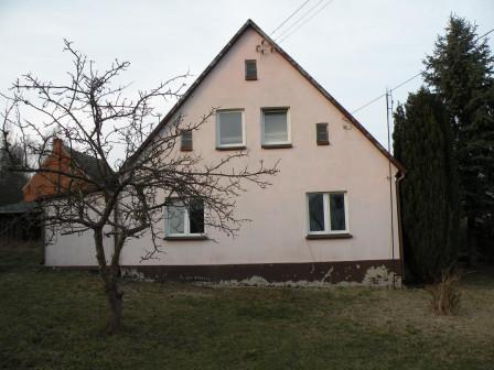 dom wolnostojący, 3 pokoje Chwałkowice