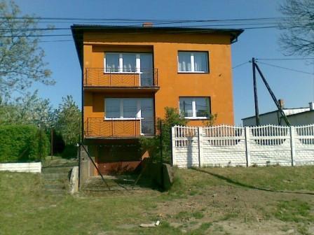 dom wolnostojący Dobrzejewice