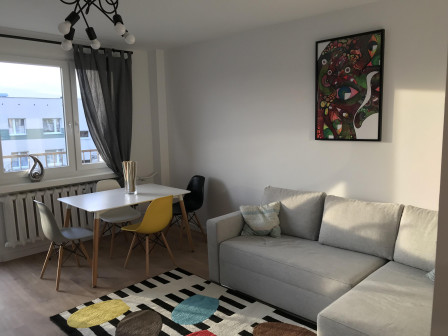 Mieszkanie 2-pokojowe Pabianice Bugaj, ul. Narcyza Gryzla 6