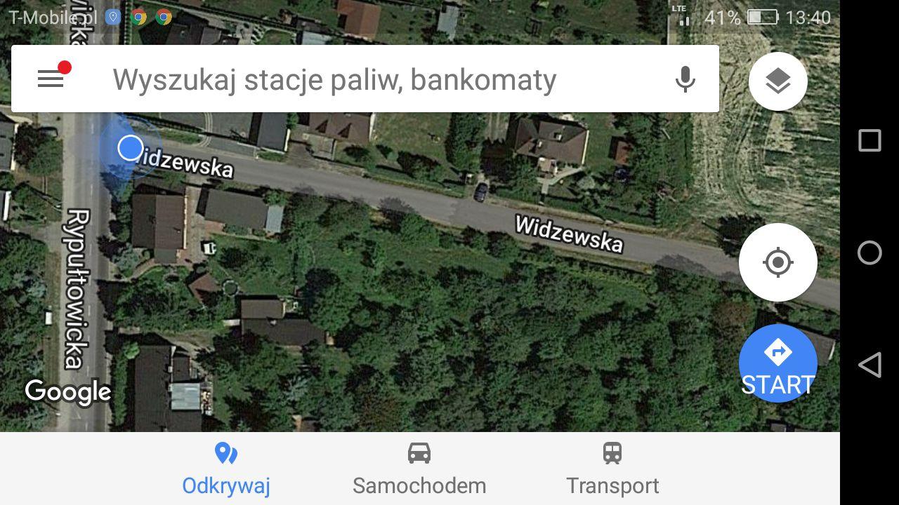 Działka inwestycyjna Pabianice Rypułtowice, ul. Rypułtowicka