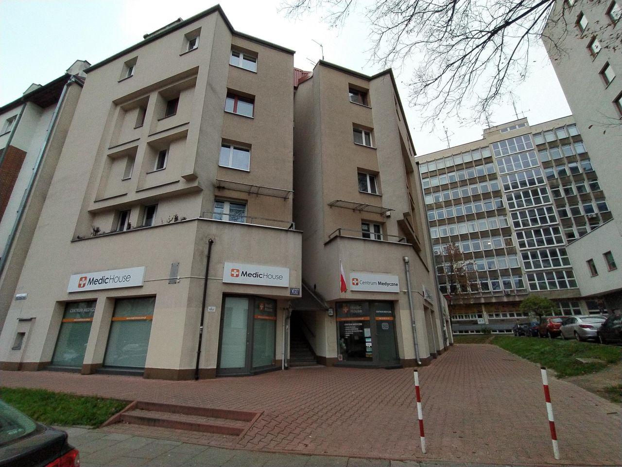 Mieszkanie 2-pokojowe Kraków Kleparz, ul. Świętokrzyska