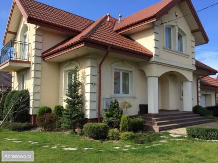 dom wolnostojący, 5 pokoi Grabówka