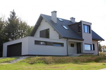 dom wolnostojący, 5 pokoi Matysówka