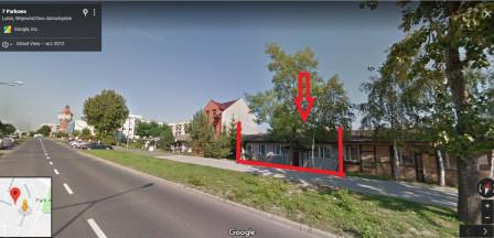Działka budowlana Lubin, ul. Parkowa
