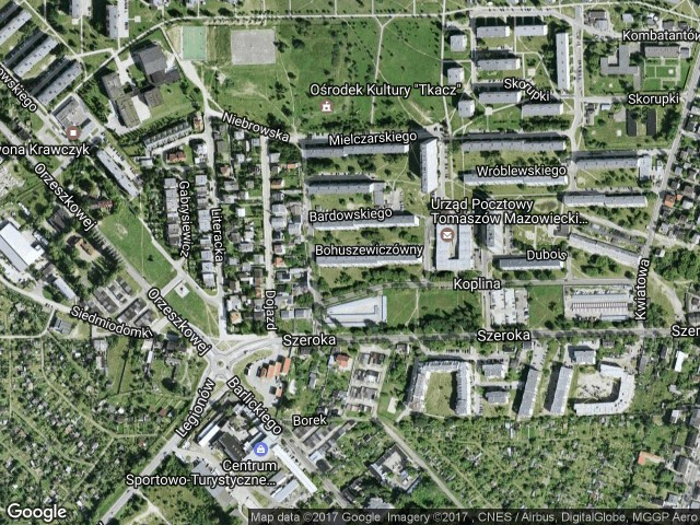Mieszkanie 3-pokojowe Tomaszów Mazowiecki Niebrów, ul. Marii Bohuszewiczówny 2