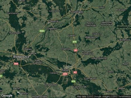 Działka budowlana Chełmża