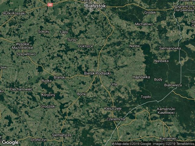 Mieszkanie 2-pokojowe Bielsk Podlaski, ul. Białowieska