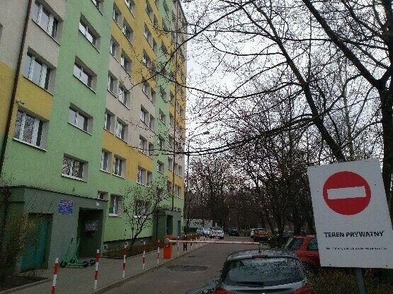 Mieszkanie 3-pokojowe Łódź Koziny, ul. Wapienna