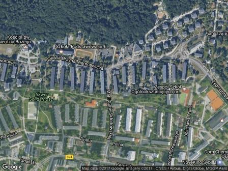 Mieszkanie 3-pokojowe Puławy, ul. Marii Curie-Skłodowskiej 12