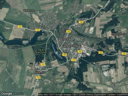 Mieszkanie 3-pokojowe Złotów, ul. Melchiora Wańkowicza 6