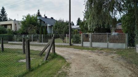 dom wolnostojący Łask Kolumna
