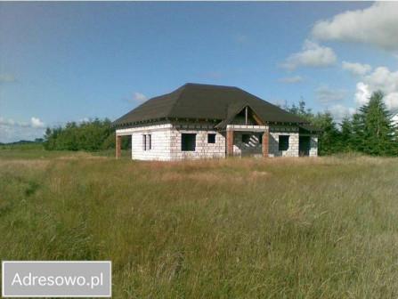 dom wolnostojący, 4 pokoje Rusinowo
