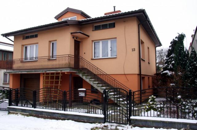 dom wolnostojący Ryki, ul. Wąska 13
