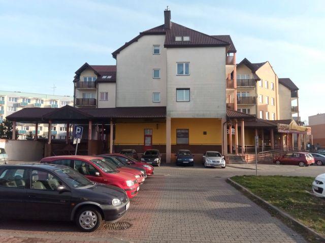 Mieszkanie 2-pokojowe Zamość Nowe Miasto, ul. Polna 10B