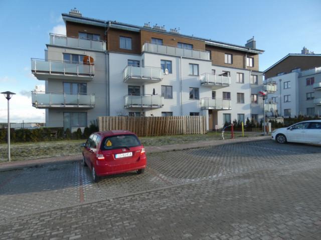 Mieszkanie 2-pokojowe Straszyn, ul. Starogardzka 111