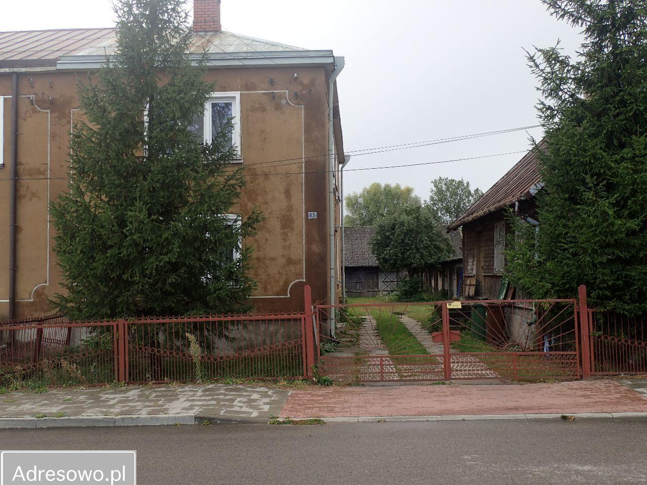 bliźniak, 5 pokoi Knyszyn, ul. Goniądzka