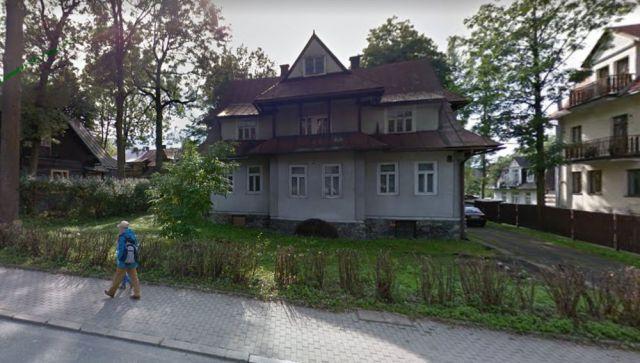 Działka budowlana Zakopane Centrum, ul. Tytusa Chałubińskiego
