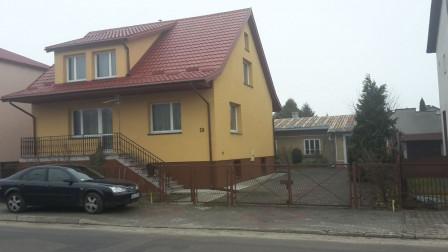dom wolnostojący Biłgoraj, ul. Melchiora Wańkowicza