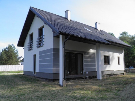 dom wolnostojący, 5 pokoi Tarnów