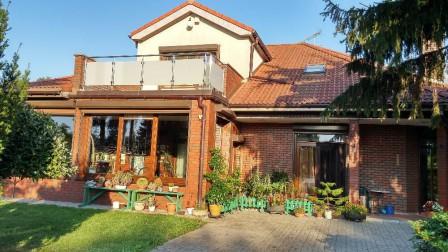 dom wolnostojący, 5 pokoi Konstantynów Łódzki Żabiczki, ul. Klonowa