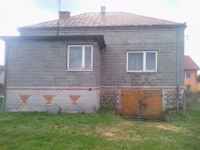 dom wolnostojący Ostrów