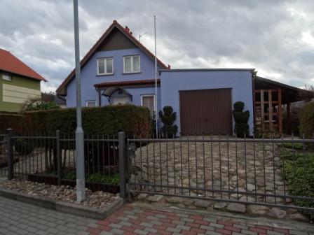 dom wolnostojący, 4 pokoje Wilkanowo, os. Przylesie