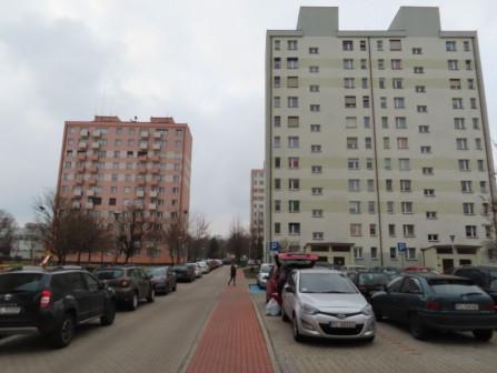 Mieszkanie 3-pokojowe Leszno, ul. Armii Krajowej 6