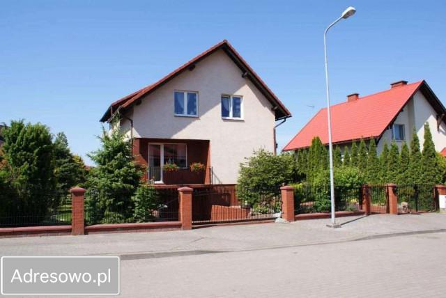 dom wolnostojący Charzykowy