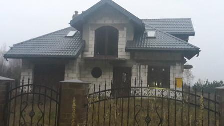 dom wolnostojący, 5 pokoi Łomża