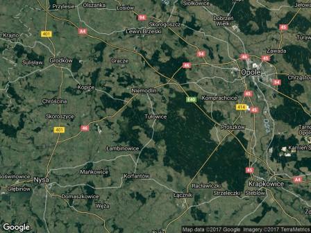 Działka rolna Tułowice Tułowice Małe
