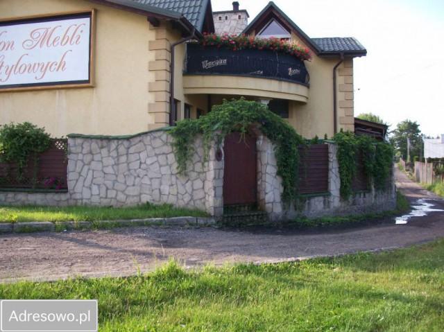 dom wolnostojący Rzeszów Przybyszówka, ul. Krakowska