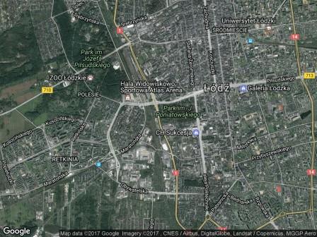 Mieszkanie 1-pokojowe Łódź Górna, al. Jana Pawła II 7