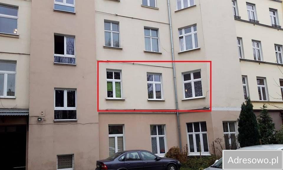 Mieszkanie 2-pokojowe Łódź, ul. Dębowa